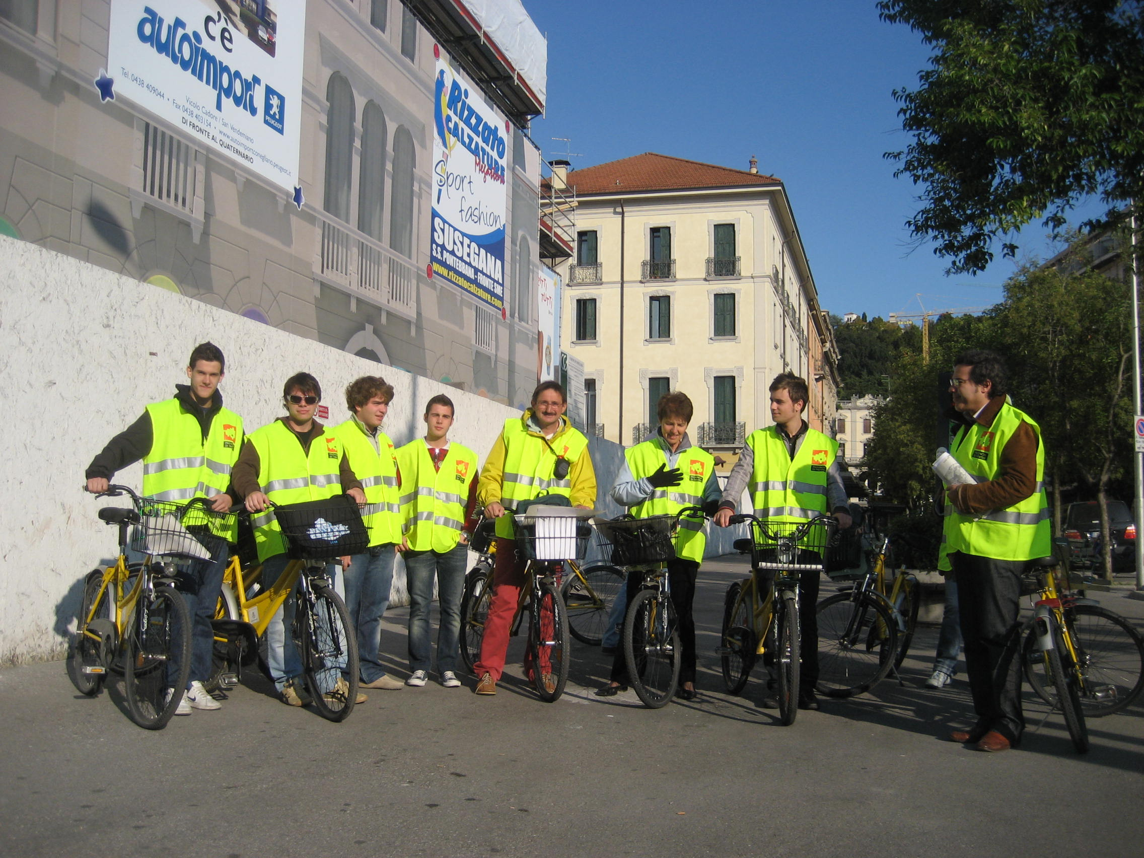 Valutazione pista ciclabile_Conegliano