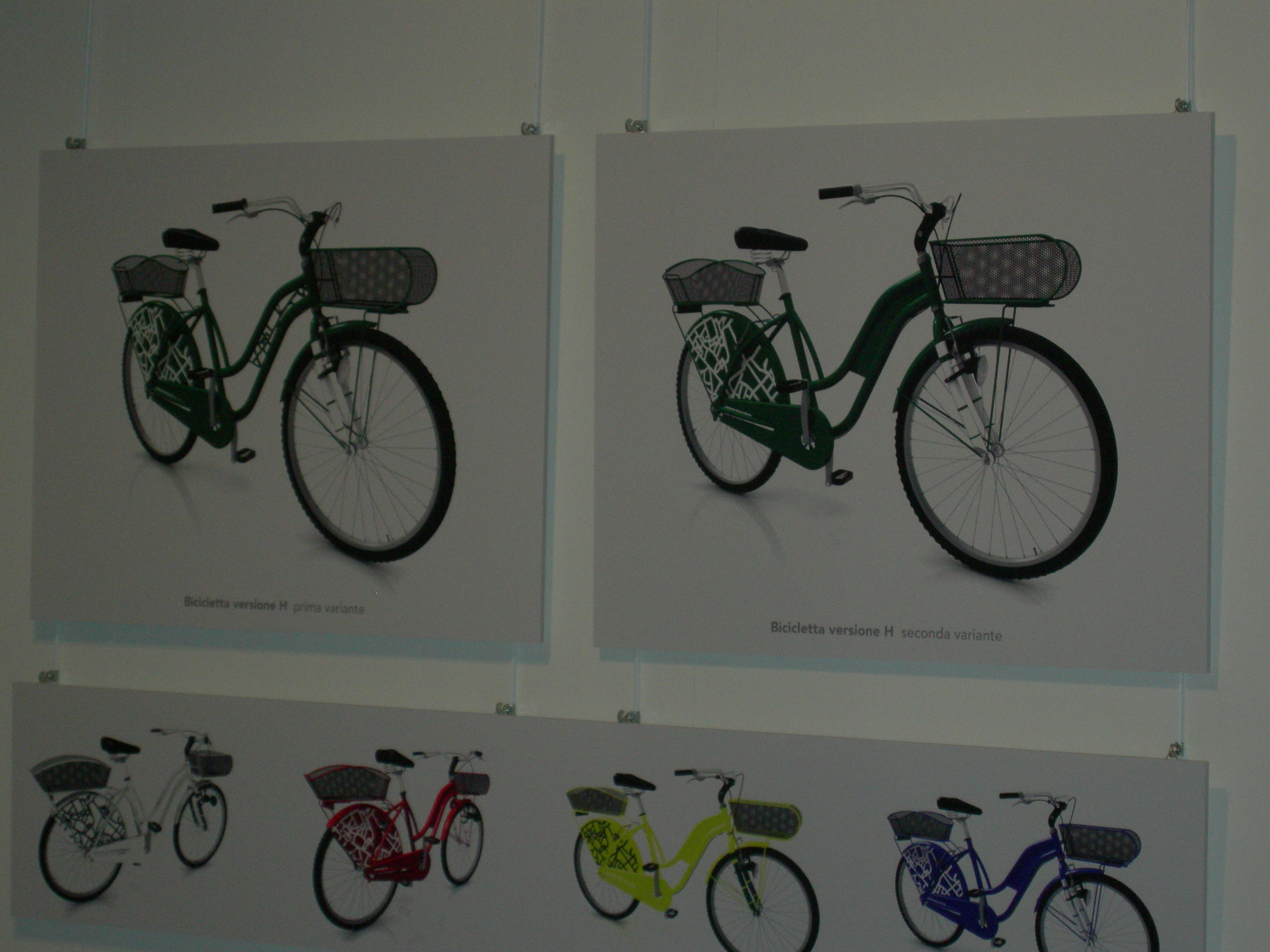 Manifesto per la bicicletta